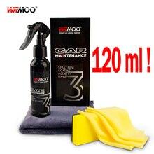 Líquido superhidrofóbico para el cuidado de la pintura del coche, líquido de pintura de cerámica para el cuidado del coche, 120ml, 9H