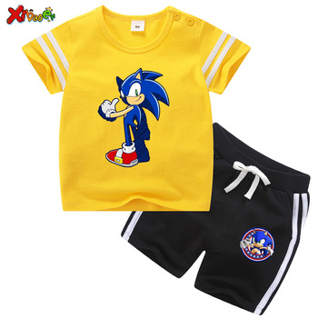 2020 Baby Boys Girls Cotton Clothing Sets Baby Boys Girl Cotton Clothing Set children Clothes set Outfits 2 PCS set Outfits cool girls boutique outfits children clothing set winter 2018 fashion little girls clothing sets baby girl suits warm kids clothes