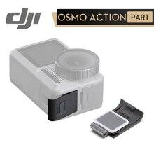 Dji Osmo Action USB C Cover Voor Dji Osmo Actie Camera Afstotende Water Stof USB C Poort Microsd Card Slot Dji originele Onderdelen