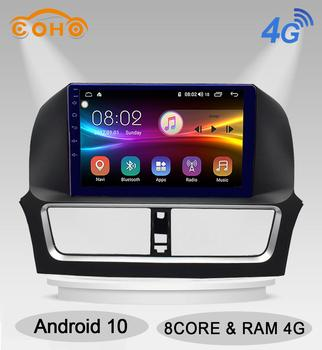 Besturn X80 Android 10,0 8-core 4 + 64G reproductor multimedia coche de navegación android para FAW Besturn X80 2017