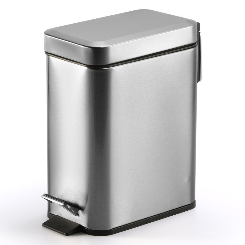 Garbage Cans With Lid Dustbin Bathroom