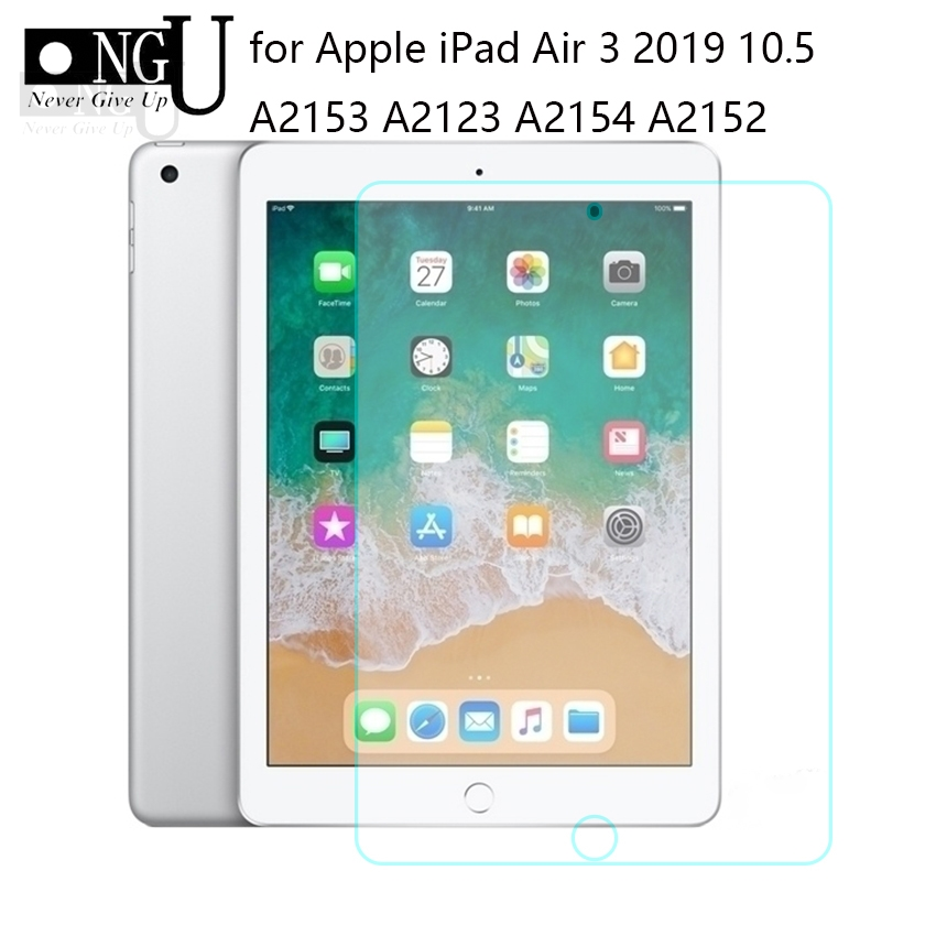 Screen Protector For Apple IPad Air 2019 10.5 Tempered Glass For IPad 10.5