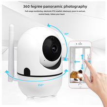 Wifi Camera Baby-Monitor Tracking Surveillance Security Indoor Wireless 1080p Mini Home