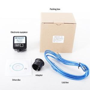 Image 3 - Angeleyes oculaire électronique 2.0mp, CMOS 500W, télescope électronique, connexion USB, ordinateur, cadre complet, caméra HD