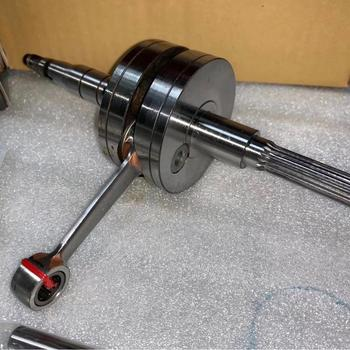 Crankshaft for JOG50 forged 40.2mm 44mm racing conrod long stroke high rotation increased tuning