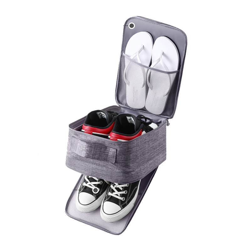 Accessory Travel. Convenient Organizer Bag Shoes Bag Waterproof Cationic Clothing Bag Multi-function Travel Portable Shoe Box