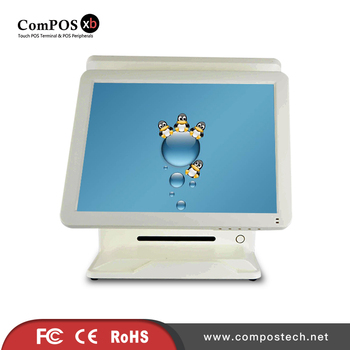 PC computer cash register wholesale price pos terminal 15 inch resistive touch screen pos hardware
