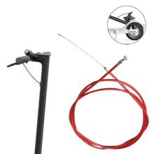 1 Pc Brake Line Rear Disc Cable Replacement For Xiaomi M365 Electric Scooter Accessories Red Durable Wire