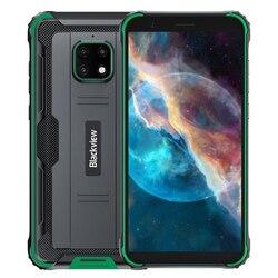 Blackview BV4900 Pro IP68 Водонепроницаемый прочный смартфон 5,7 ''4GB 64GB Android 10,0 5580mAh мобильного телефона NFC Восьмиядерный мобильный телефон