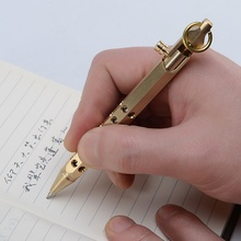 Outdoor Tool High Quality Portable Tungsten Steel Attack Head Tactical Pen
