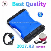 2021 New Vci Multiple Color vd ds150e cdp 2017.R3 Software Obd2 Scanner VD TCS CDP Pro Plus For Car Truck OBDii Diagnostic Tool