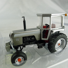 Редкие 1: 64 2-105 классическая модель трактора сельскохозяйственный Транспорт модель коллекции отличных товаров