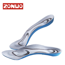Arch Support Orthotic Insoles Relieve Plantar Pressure Flat Feet Insole For Woman Men Shoes Pad