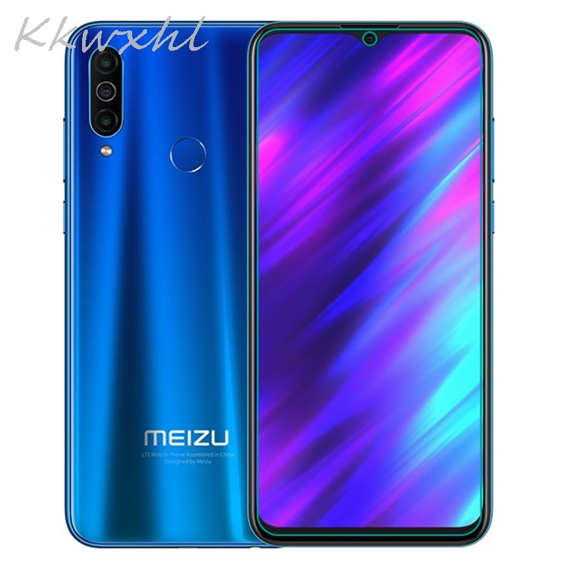 Smartphone 9H Tempered Glass for Meizu M10 GLASS Protective Film on Meizu M10 Screen Protector case cover