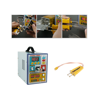 цена на SUNNKO 769D SPOT WELDER MACHINE WITH 71B WELDING PEN 110V/220V BATTERY WELDING MACHINE FREE SHIPPING