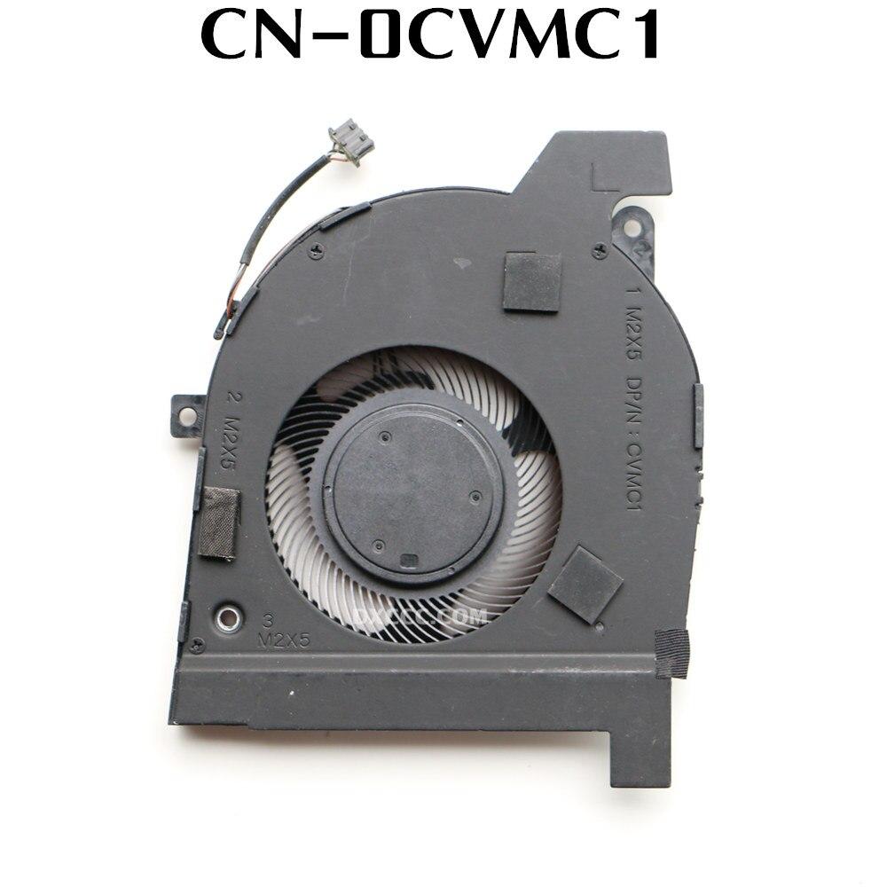 CN-0CVMC1 для DELL Latitude 5501 / Precision 3541 CPU охлаждающий вентилятор