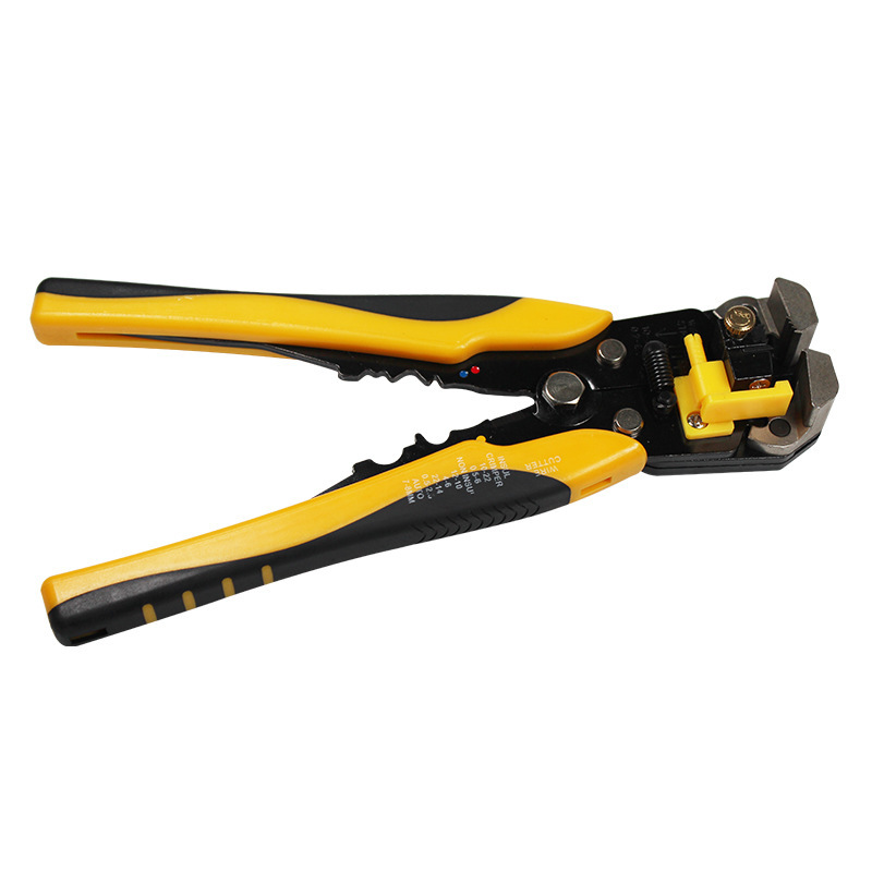 Wire Stripper Side Cutters Crimper 3 In 1 Multi-Function Pliers HS-D1 Hs-D2 Crimping Tool For Lug Terminals