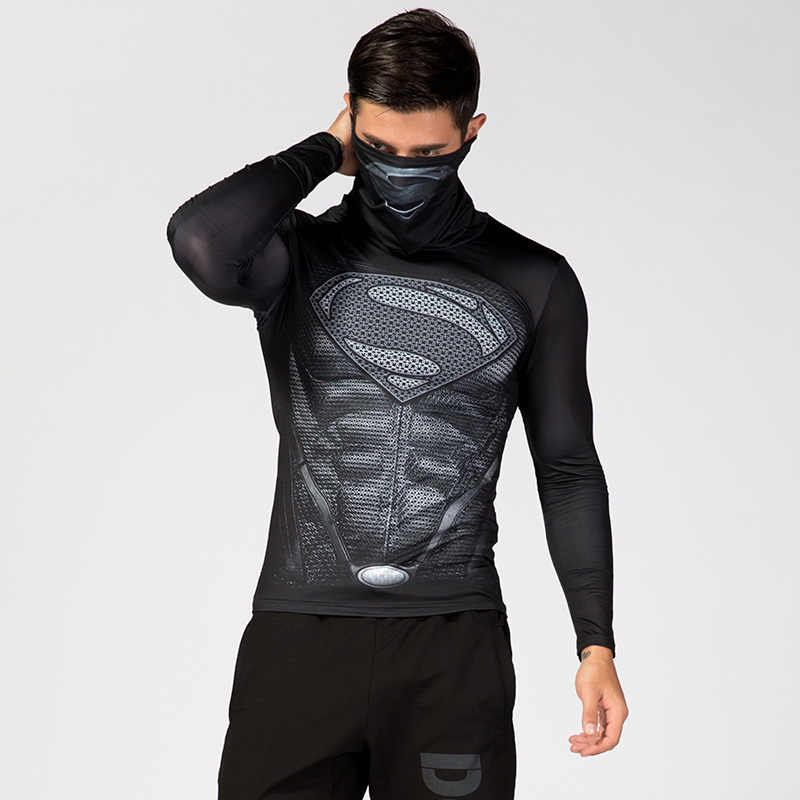 ผู้ชายคอปก Lapel ชุดชั้นใน 3D พิมพ์เสื้อ Spiderman Captain America ชุดซูเปอร์ฮีโร่ชายเสื้อ