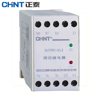 Suministro de Agua relé CHINT NJYW1-BL, control automático del nivel líquido drenaje agua anti-agotado la bomb