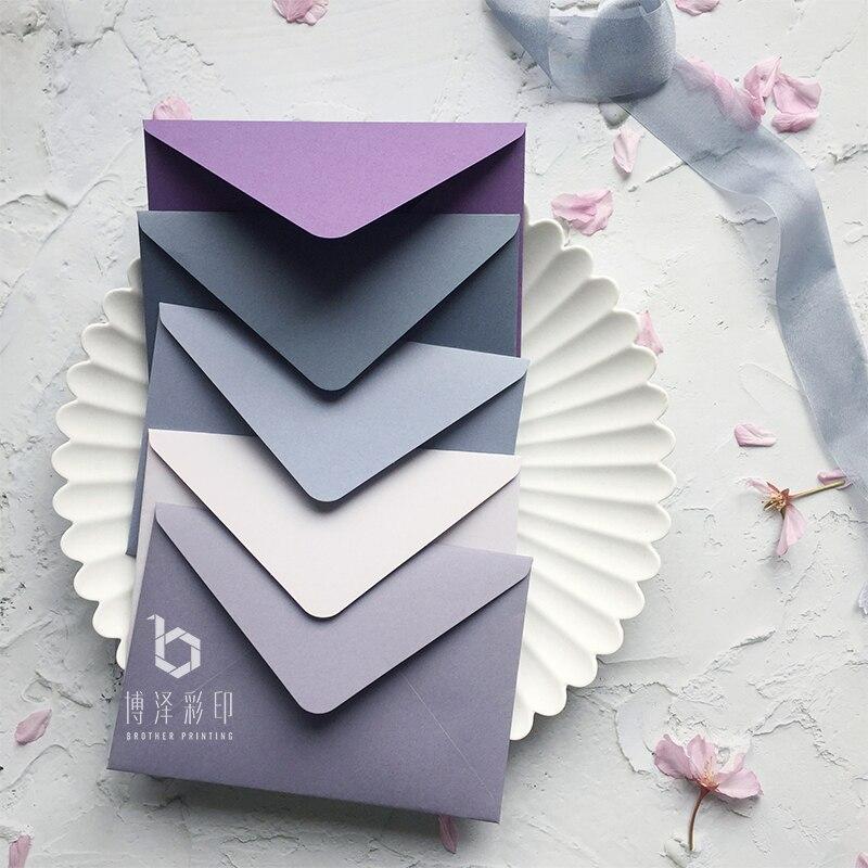 20 pcs/lot Robe japonaise papier artisanat épaissir les enveloppes pour anniversaire noël mariage écriture papier lettre Invitations cadeaux