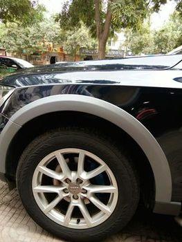 Grey Guardabarros De Rueda De Extensión Arcos Para Audi Q5 2010, 2011, 2012, 2013, 2014, 2015 10 Uds