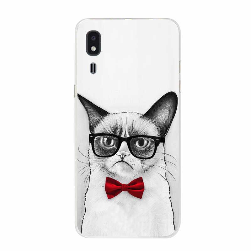 "Case For Samsung Galaxy A2 Core SM-A260F SM-A260G 2019 Cover Soft TPU Back Bag For Samsung A 2 Core A2Core SM-A260G/DS 5.0"""
