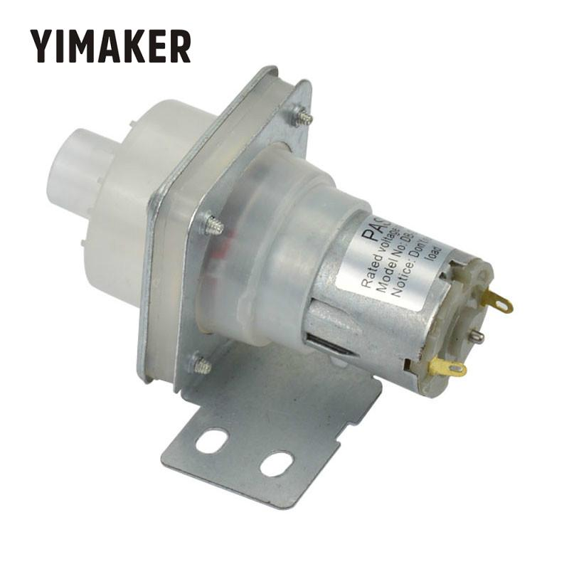 YIMAKER Water Dispenser Electric Open Bottle Kettle Water Pump DC12V Pumping Motor Right Pumps