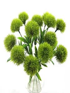 Wreath Dandelion Head-Craft Artificial-Flowers Scrapbook Home-Decoration for DIY Gift