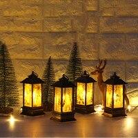 1 шт., рождественская свеча, светодиодный светильник, свечи для Рождественского украшения, высокая емкость, поддержка, оптовая продажа, Прям...