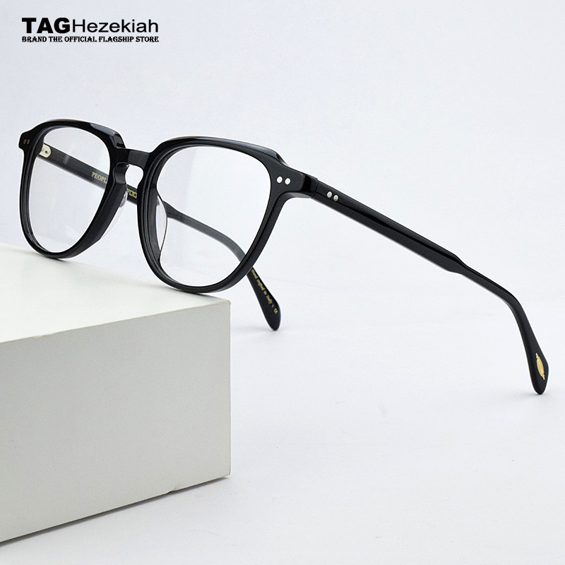 2020 Vintage Optical Glasses Frame Women Men Eyeglasses Myopia Brand Retro Eye Glasses Frames For Men Spectacle Frames OV5409