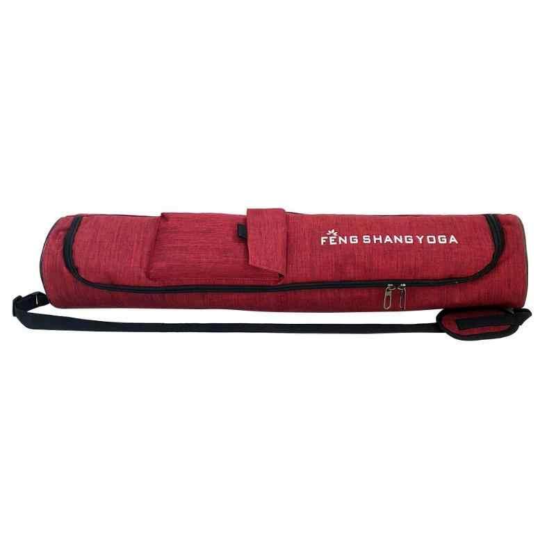 Mode Portable Yoga tapis Sac transporteur épaule bandoulière Sport sacs pour femmes hommes 2019 sacs de Sport Bolsas Feminina Mujer Sac A Main