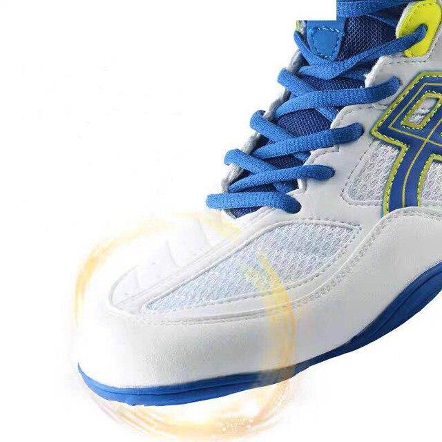 ZTTY профессиональные самбовки, борцовки обувь  для борьбы и бокса 5