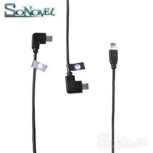 Image 4 - สำหรับSony A6500 A6300 A9 A7R A7M3 To ZHIYUN Crane Plus/2/M Handheld Stabilizer Gimbalอุปกรณ์เสริมการเชื่อมต่อสายควบคุม