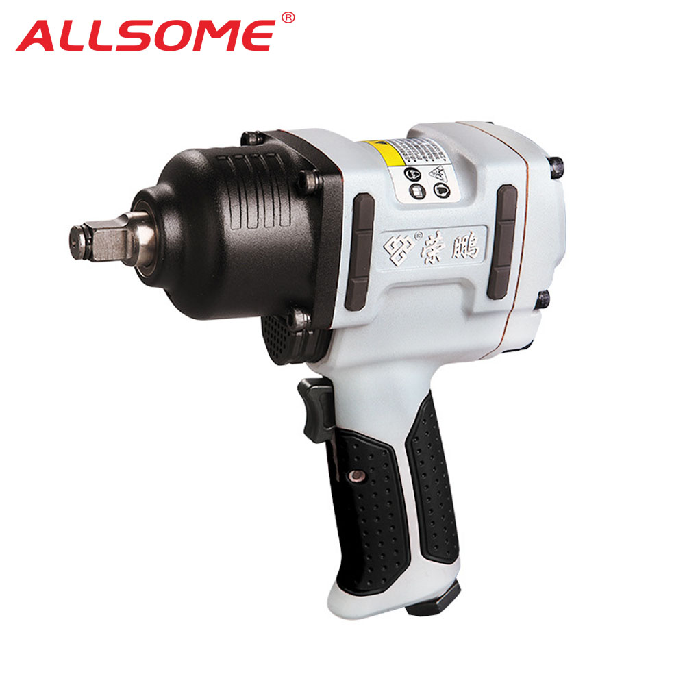 ALLSOME 7445 Air Pneumatic Wrench 1/2
