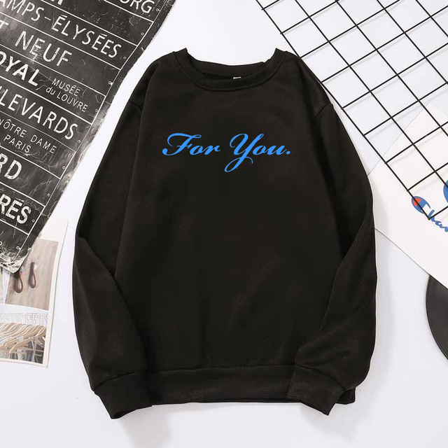ADDISON RAE STYLE THEMED SWEATSHIRT (6 VARIAN)