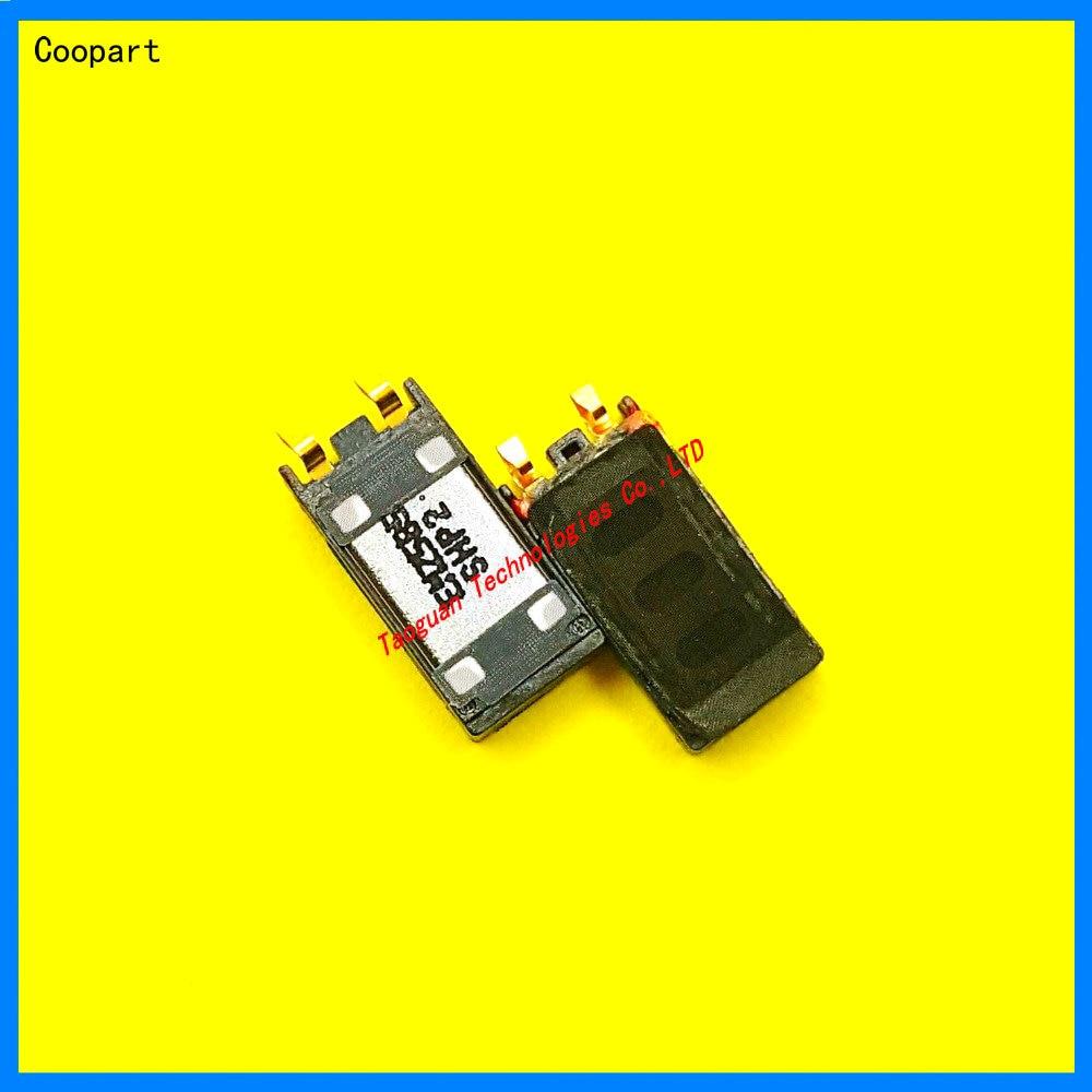 2pcs/lot Coopart New Earpiece Ear Speaker Receiver For LG Leon H340n H340 H345 Spirit H440N H442 H422 Zero Class H740