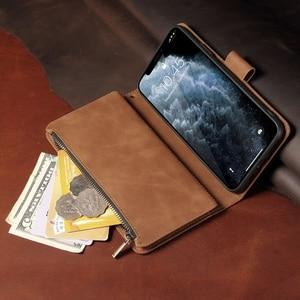 Image 2 - قسط زيبر محفظة جلدية الوجه الحال بالنسبة لسامسونج غالاكسي A10 A20 A30 A40 A50 A70 A21 A71 A51 غطاء حامل بطاقة Kickstand Coque