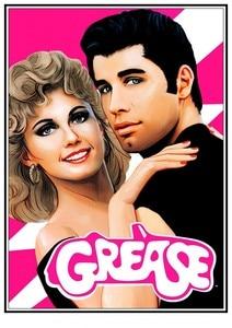 Image 4 - الشحوم vintage كرافت ملصق ملصق الفيلم الكلاسيكي الأمريكي