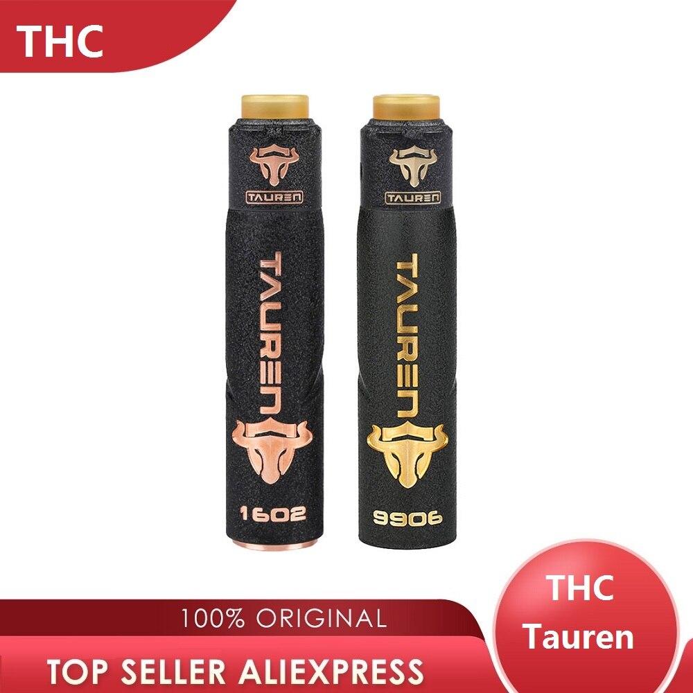 オリジナル THC Tauren メカキット w/THC Tauren RDA & THC Tauren メカ MOD Vs 18650/20700 /21700 バッテリーメカ MOD Vs エリートメカ Mod  グループ上の 家電製品 からの 電子タバコキット の中 1