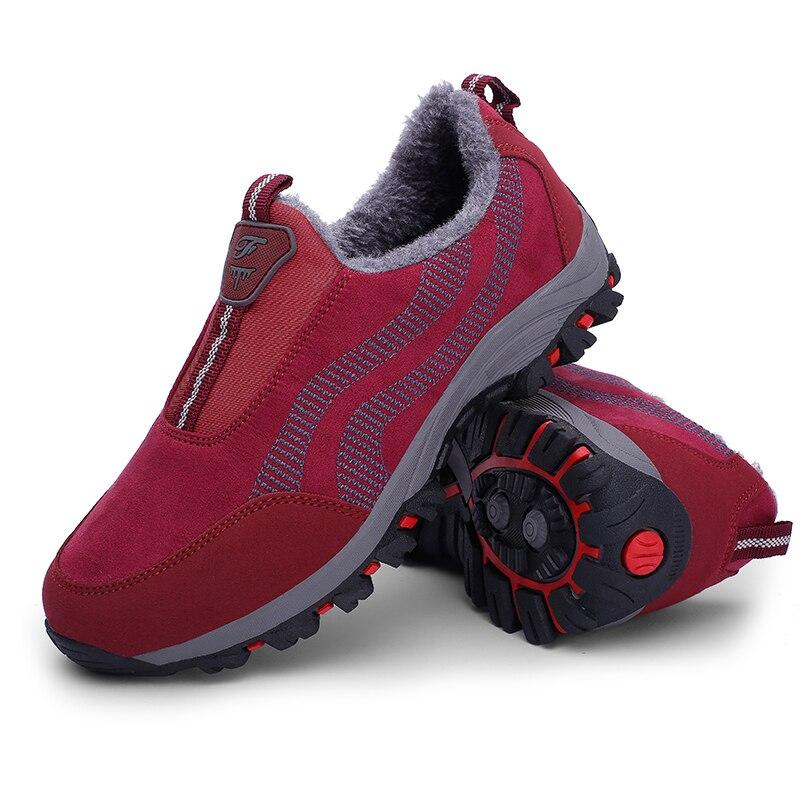 Best Selling Winter Cotton Shoes Non-slip Shoes Men's Shoes Light Breathable Walking Shoes Men's And Women's Shoes Casual Shoes