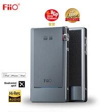 Fiio q5s 블루투스 5.0 듀얼 ak4493eq dsd256 pcm 768 k/32bit dac 및 앰프 iphone/컴퓨터/android/sony 용 usb dac 앰프