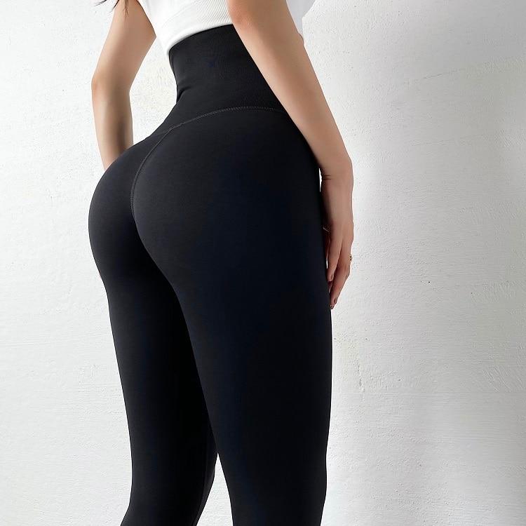 High Waist Body Building Leggings for Women Womens Clothing Leggings
