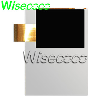 wisecoco  3.7 inch TFT LCD display LS037V7DW06 lcd screen 640x480 Transflective WLED backlight