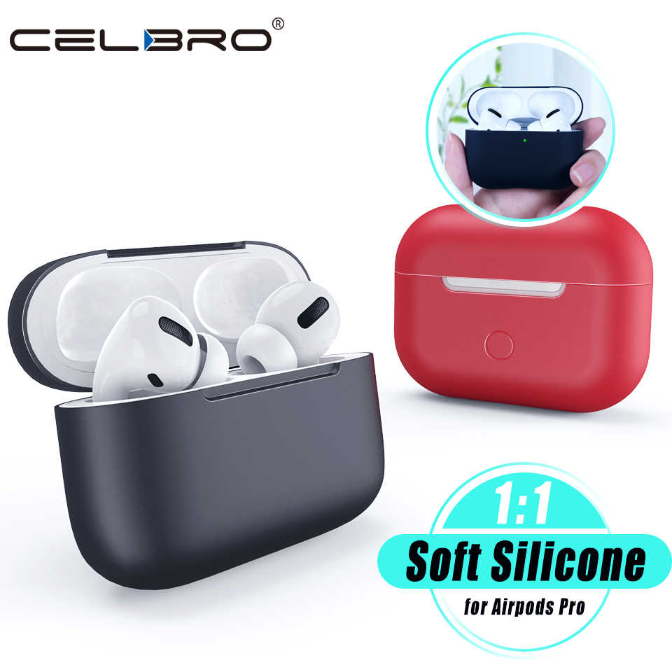 Coque Cover Case For Airpods Pro Air Pods 3 2 Case For Apple