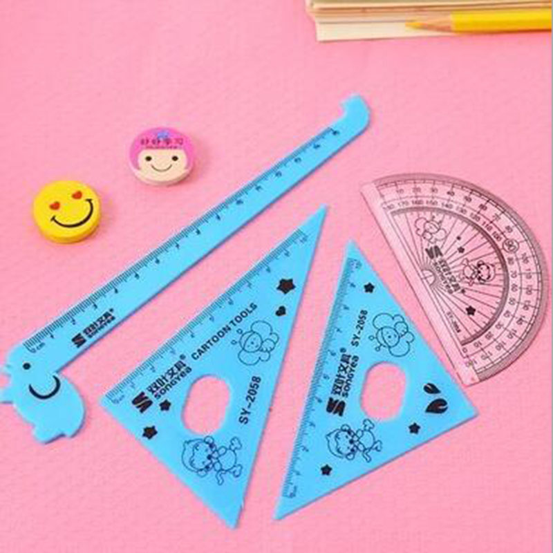 Special! Hawaiian Scale School Supplies Animal Fixing Tools Creative Cartoon Giraffe Shape Colors Random