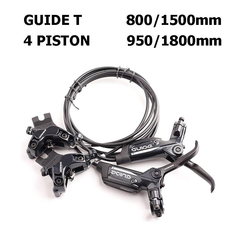 SRAM Guide Ultimate 1450 mm Scheibenbremse hinten Carbon ULT Disc Brake 4 Piston