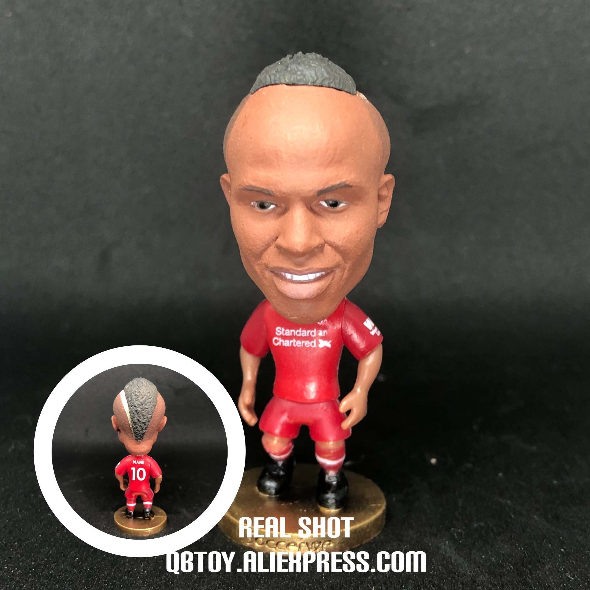 Model-Toy Doll Collectible-Model Mane Action-Figure Soccerwe Football Stars Resin -10