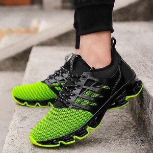 Image 5 - Skreneds Mode Mannen Loopschoenen Ademend Sneakers Mannelijke Casualcomfortable Jogging Schoenen Sportschoenen Mannen