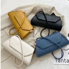 Женская сумка под плечо дизайнерская из искусственной кожи с