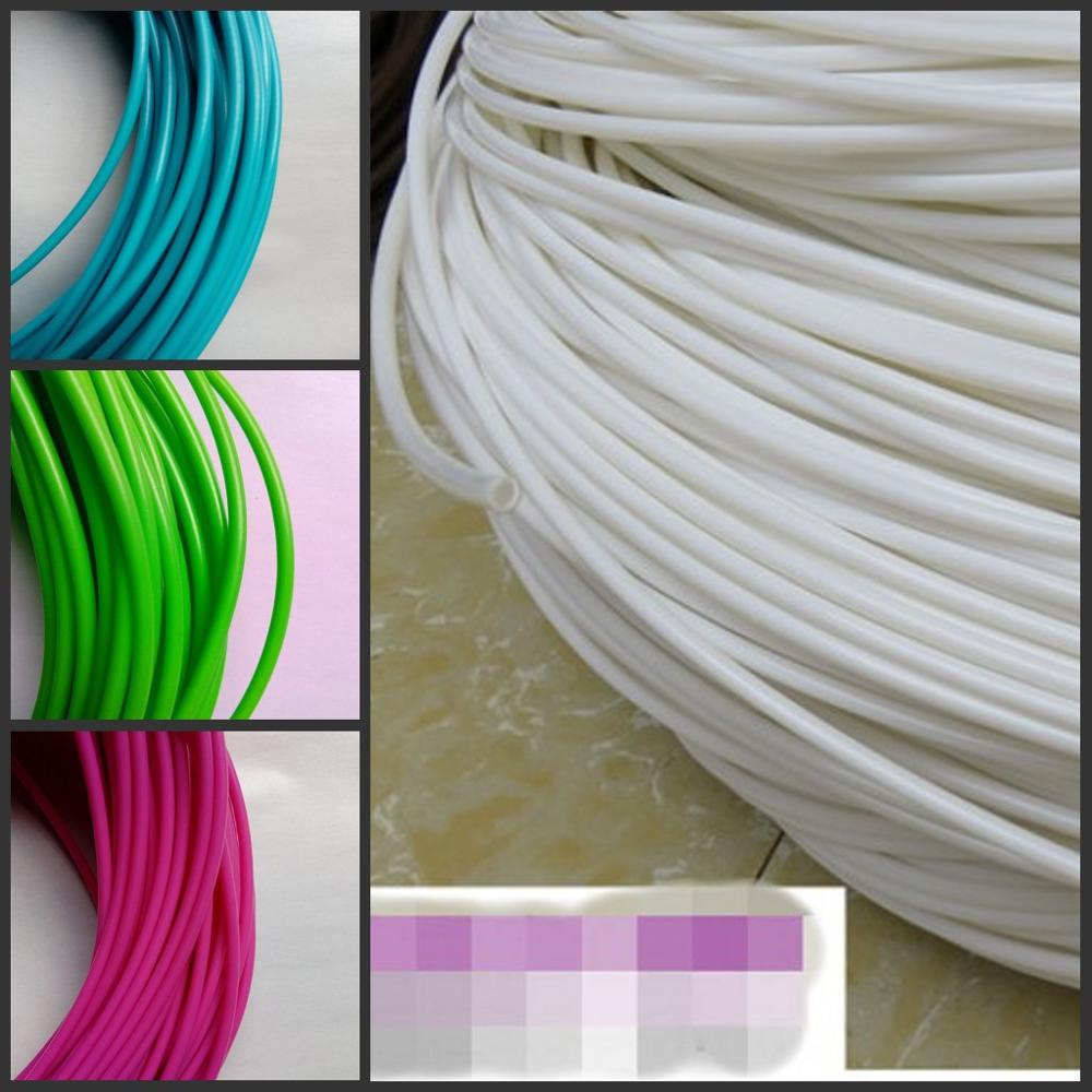 500G Solid Color Circular Imitation Synthetic Rattan Weaving Material Plastic Rattan For Knit And Repair Hammock Chair Etc